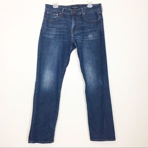 Lucky Brand Men's 221 Straight Jeans 33X32